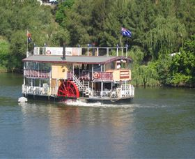 Hawkesbury Paddlewheeler - Accommodation Kalgoorlie