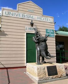 Jack Howe Sculpture and Gallery - Accommodation Kalgoorlie