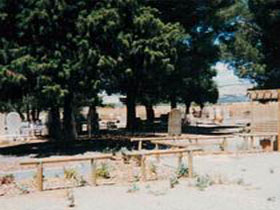 Saint Ann's Anglican Cemetery - Accommodation Kalgoorlie