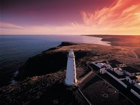 Cape Willoughby Lightstation - Cape Willoughby Conservation Park - Accommodation Kalgoorlie