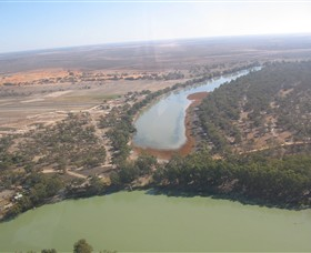 Thegoa Lagoon and Reserve - Accommodation Kalgoorlie