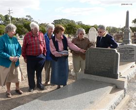 Wentworth Cemetery - Accommodation Kalgoorlie