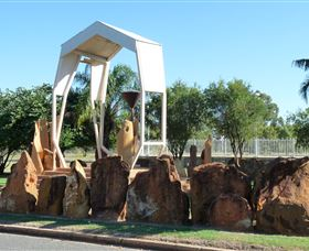 Jericho Crystal Trumpeters - Accommodation Kalgoorlie