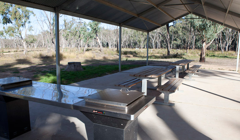 Yanga Woolshed picnic area - Accommodation Kalgoorlie