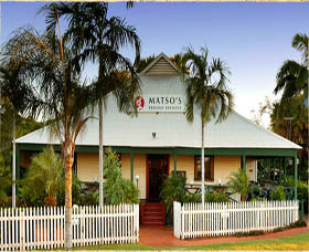 Matsos Broome Brewery and Restaurant - Accommodation Kalgoorlie