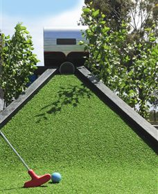 Mini Golf at BIG4 Swan Hill Holiday Park - Accommodation Kalgoorlie