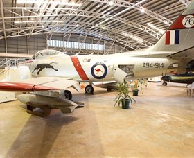 Australian Aviation Heritage Centre - Accommodation Kalgoorlie