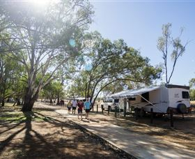 Nindigully Tourist and Visitor Area - Accommodation Kalgoorlie
