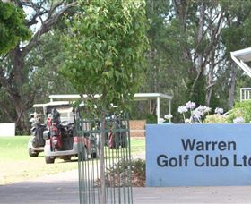 Warren Golf Club - Accommodation Kalgoorlie