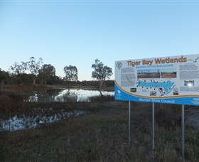 Tiger Bay Wetlands - Accommodation Kalgoorlie