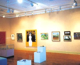 Griffith Regional Art Gallery - Accommodation Kalgoorlie