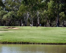 Deniliquin Golf Club - Accommodation Kalgoorlie