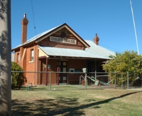 Whitton Courthouse and Historical Museum - Accommodation Kalgoorlie