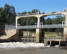 Yanco Weir - Accommodation Kalgoorlie