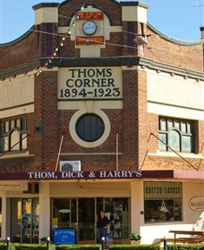 Thom Dick and Harrys - Accommodation Kalgoorlie