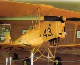 Tiger Moth Memorial - Accommodation Kalgoorlie