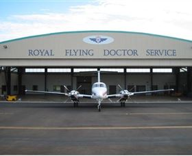 Royal Flying Doctor Service Dubbo Base Education Centre Dubbo - Accommodation Kalgoorlie