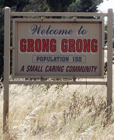 Grong Grong Earth Park - Accommodation Kalgoorlie