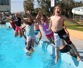Dubbo Aquatic Leisure Centre - Accommodation Kalgoorlie