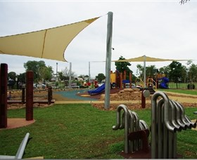 Livvi's Place Playground - Accommodation Kalgoorlie