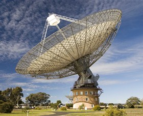 CSIRO Parkes Radio Telescope - Accommodation Kalgoorlie