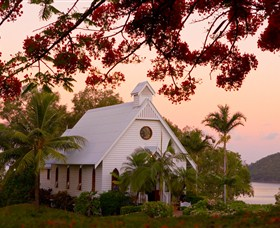 All Saints Chapel - Hamilton Island - Accommodation Kalgoorlie