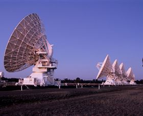 CSIRO Australia Telescope Narrabri - Accommodation Kalgoorlie