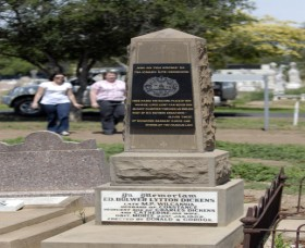 Historical Cemetery Moree - Accommodation Kalgoorlie