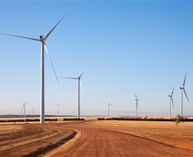 Merredin Collgar Wind Farm - Accommodation Kalgoorlie
