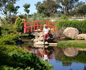 Wellington Osawano Japanese Gardens - Accommodation Kalgoorlie
