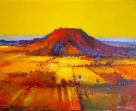Eris Fleming Gallery - Accommodation Kalgoorlie