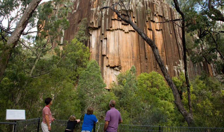 Sawn Rocks walking track - Accommodation Kalgoorlie