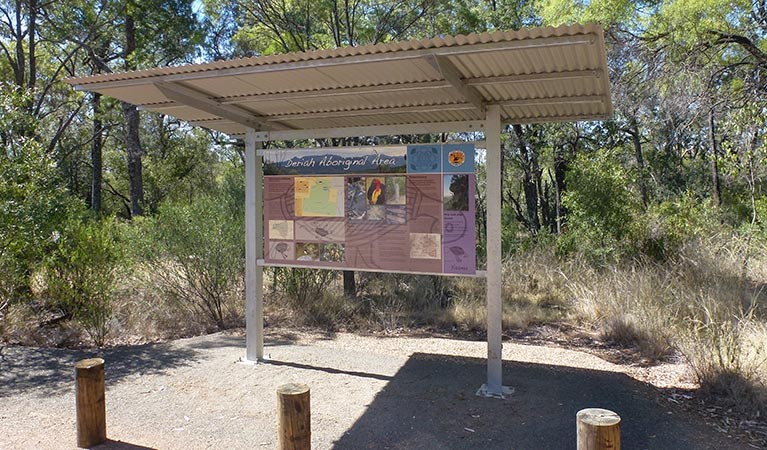 Deriah Aboriginal Information Bay - Accommodation Kalgoorlie