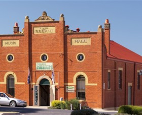 Corowa Federation Museum - Accommodation Kalgoorlie