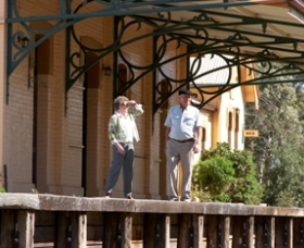 Federation Story Self Guided Walking Tour - Accommodation Kalgoorlie