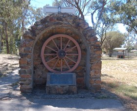 Jindera Pioneer Cairn - Accommodation Kalgoorlie