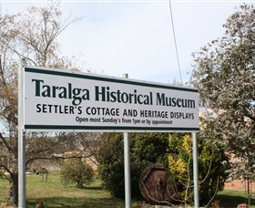 Taralga Historical Society Museum - Accommodation Kalgoorlie