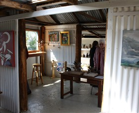 Tin Shed Gallery - Accommodation Kalgoorlie