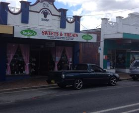 Taylors Sweets and Treats - Accommodation Kalgoorlie