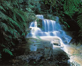 Leura Cascades - Accommodation Kalgoorlie