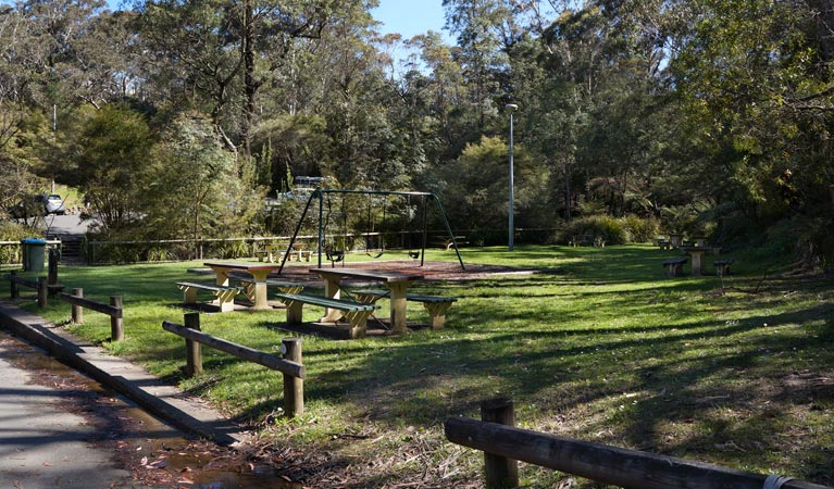 Gordon Falls lookout and picnic area - Accommodation Kalgoorlie