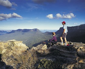 Blue Mountains National Park - National Pass - Accommodation Kalgoorlie
