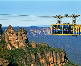 Greater Blue Mountains Drive - Blue Mountains Discovery Trail - Accommodation Kalgoorlie