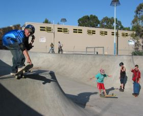 Goulburn Skate Park - Accommodation Kalgoorlie