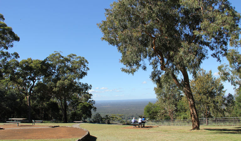 Hawkesbury lookout - Accommodation Kalgoorlie