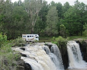 Tooloom Falls - Accommodation Kalgoorlie