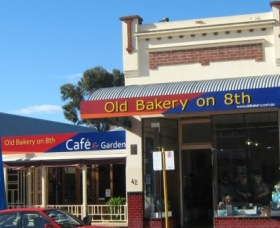 The Old Bakery on Eighth Cafe - Accommodation Kalgoorlie
