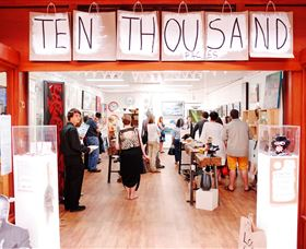 Ten Thousand Paces Gallery - Accommodation Kalgoorlie