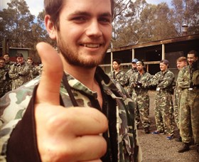 Ultimate Paintball - Accommodation Kalgoorlie