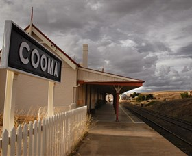 Cooma Monaro Railway - Accommodation Kalgoorlie